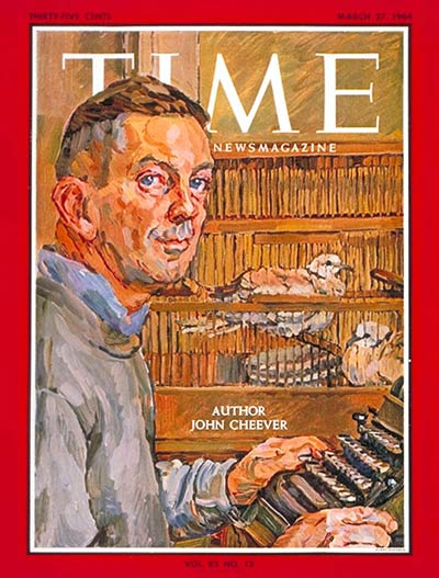 an analysis of the short story the five forty eight by john cheever The swimmer it was one of those  the library of america • story of the week from john cheever:  and come, after a short portage, to the levys, the welchers.