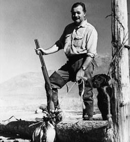 Hemingway, Ernest 1936