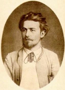 Chekhov, Anton 1888