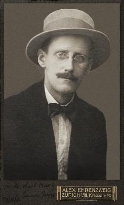 Joyce, James 1914