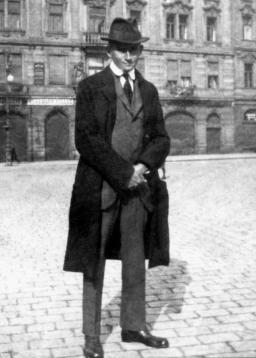 Kafka, Franz 1922