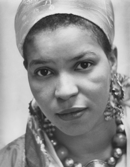 Ntozake Shange, Reid Lecture, Women Issues Luncheon, Women's Center, November 1978