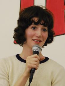 July, Miranda 2007
