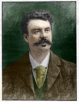 Maupassant, Guy de 1883b