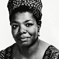 'Steady Going Up' by Maya Angelou