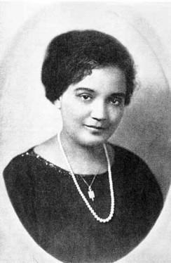 Faucet, Jessie 1919