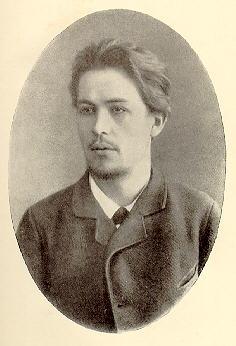 Chekhov, Anton 1885a