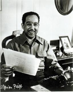 Hughes, Langston 1950e
