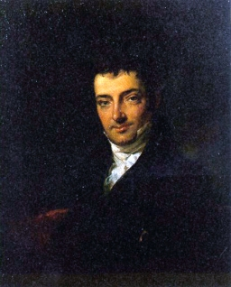 Washington Irving in 1820