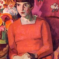 'The Lady's Maid' by Katherine Mansfield