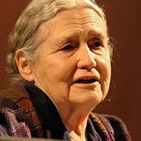 'Mrs. Fortescue' by Doris Lessing